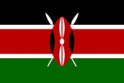 Kenya Flag - Get Blogging